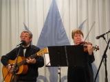 Концерт в Семейном Клубе Союз 16.11.2013 г.-Михаил Семененко и Татьяна Хазанова